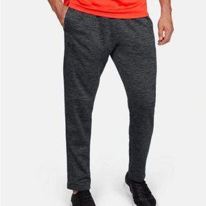 UA Fleece Twist drawstring pants coldgear S